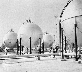 Nat Gas Plant
