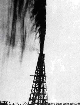 Oil Spire