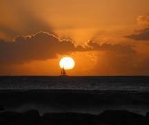 Oahu Sun Set